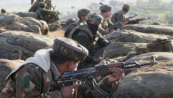 अपनी नापाक हरकतों से बाज नहीं आ रहा पाकिस्तान लांघी अपनी सीमा, एक जवान शहीद