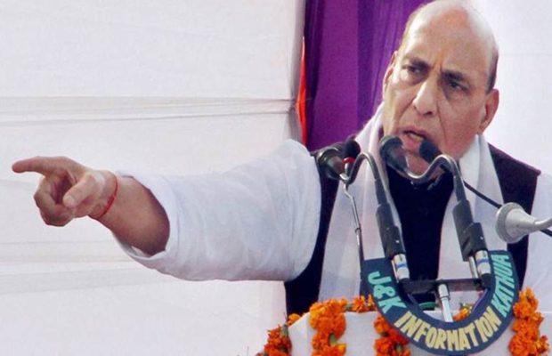रोहिंग्या  राष्ट्रीय सुरक्षा के लिए हैं खतरा: राजनाथ सिंह