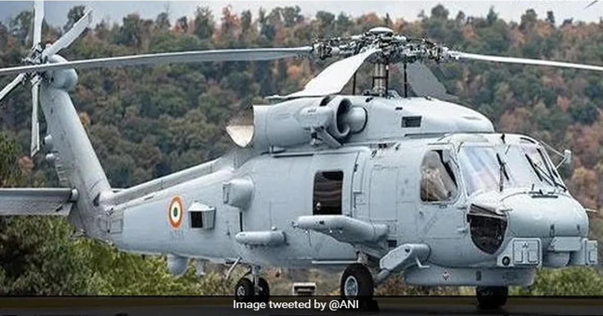अमेरिकी नौसेना से मिले हर मौसम में सैन्य पराक्रम दिखाने वाले MH-60R हेलीकॉप्टर