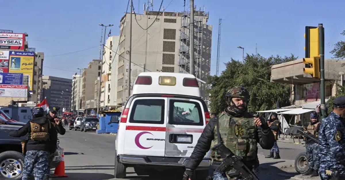 ईद से पहले धमाकों से दहला इराक, बगदाद में IS के आत्मघाती हमले में 36 लोगों की मौत