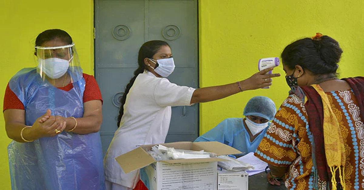 भारत में एक दिन में 1,00,636 नए कोविड-19 केस दर्ज, पिछले 24 घंटे में 2,427 की मौत