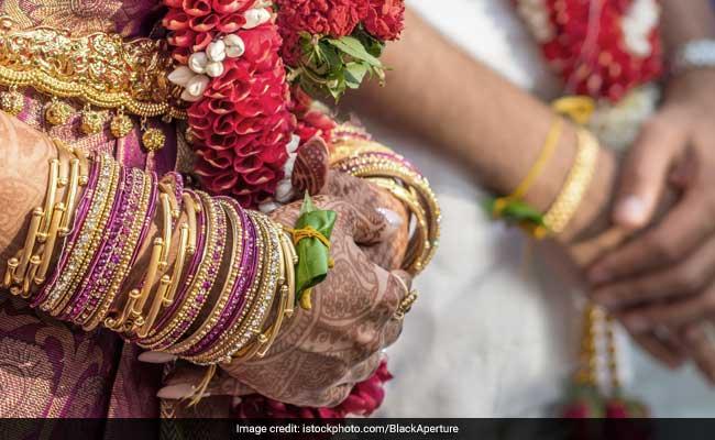 'स्पेशल' कपल की शादी में मची धूम, रॉन्ग नंबर से हुई थी प्यार की शुरुआत