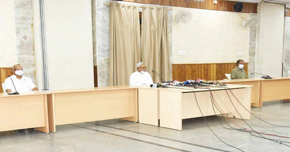 कोरोना से जंग : CM नीतीश कुमार ने किया ऐलान- बिहार में 15 मई तक संपूर्ण लॉकडाउन