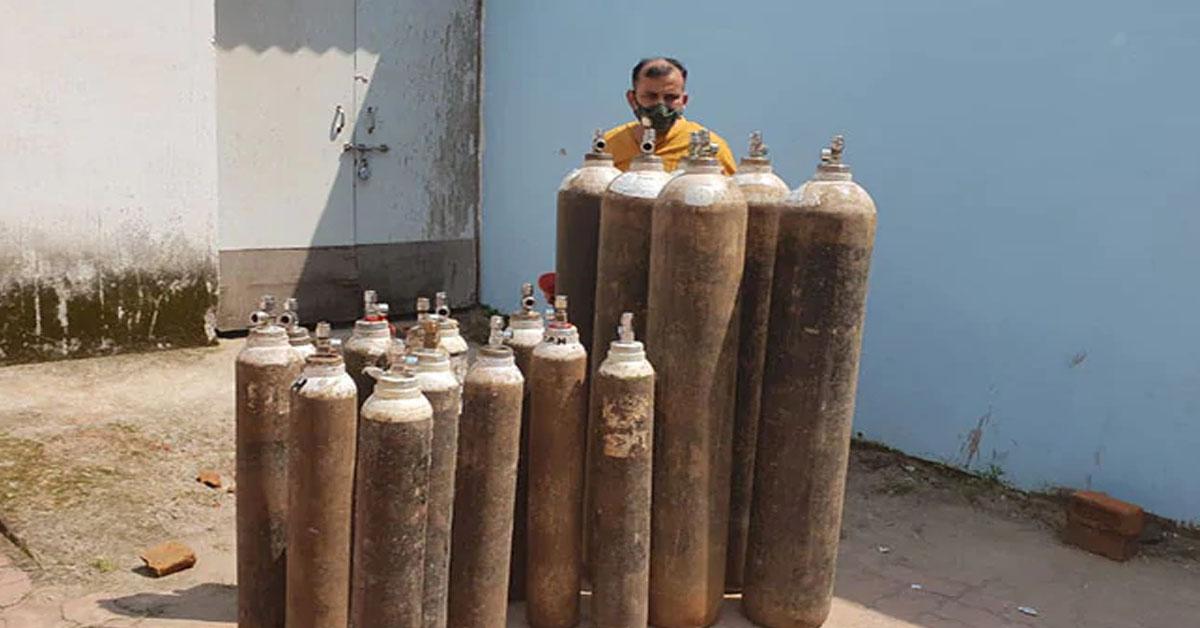 सरकार का दूतावासों से आग्रह, ऑक्सीजन समेत आवश्यक आपूर्ति को जमा करके न रखें