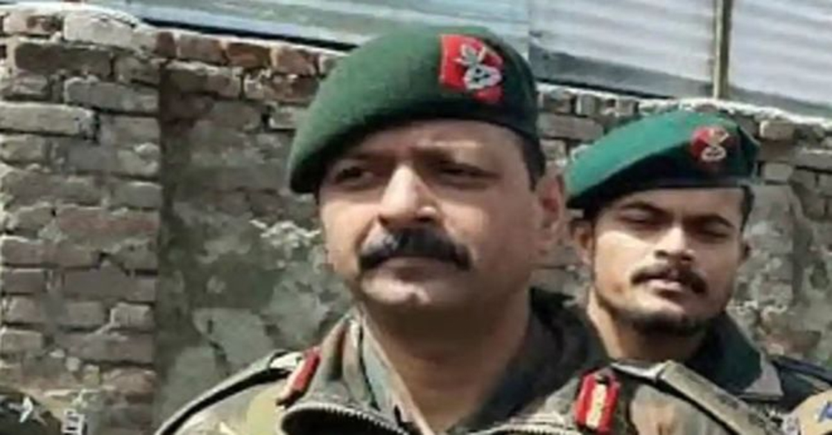जम्मू-कश्मीर: मुठभेड़ में कर्नल, मेजर समेत पाँच शहीद