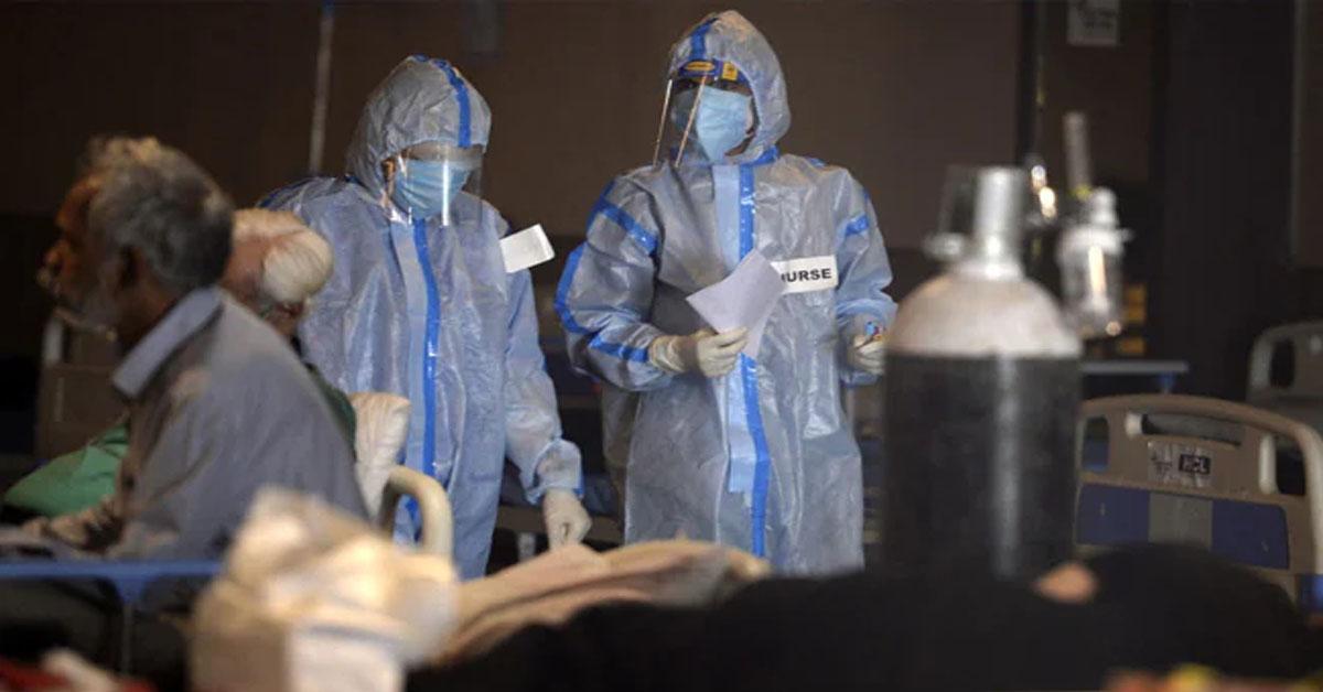 देश में कोरोना के मामले बढ़े, 24 घंटे में 41 हजार से ज्यादा केस, 518 मौतें