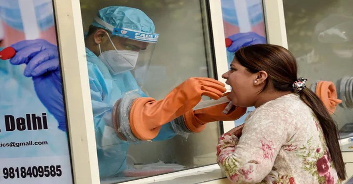 देश में कोरोना के मामले 88 लाख के पार, पिछले 24 घंटों में कोरोनावायरस के 41,100 नए केस