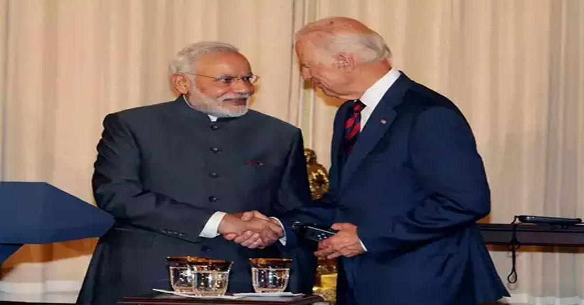 प्रधानमंत्री मोदी के साथ शुक्रवार को द्विपक्षीय बैठक करेंगे राष्ट्रपति बाइडन : व्हाइट हाउस