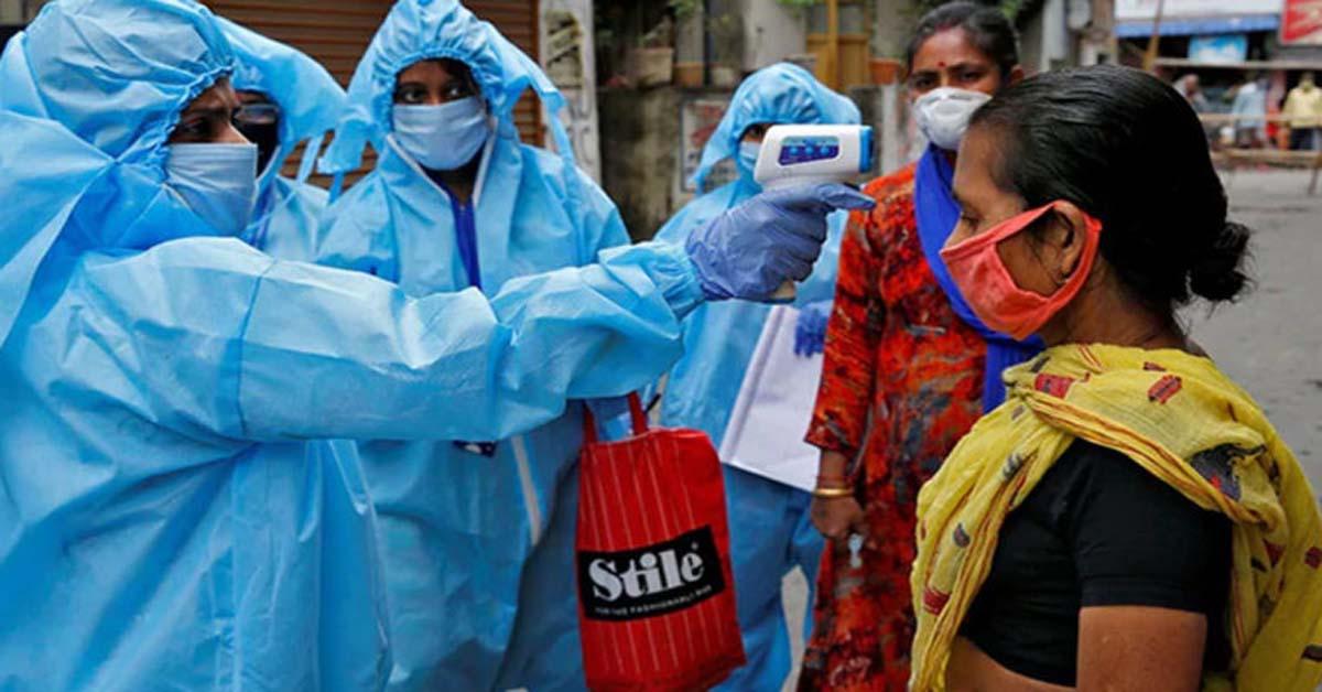 भारत में कोरोना वायरस के 89,706 नए मामले, 1,115 और लोगों की मौत