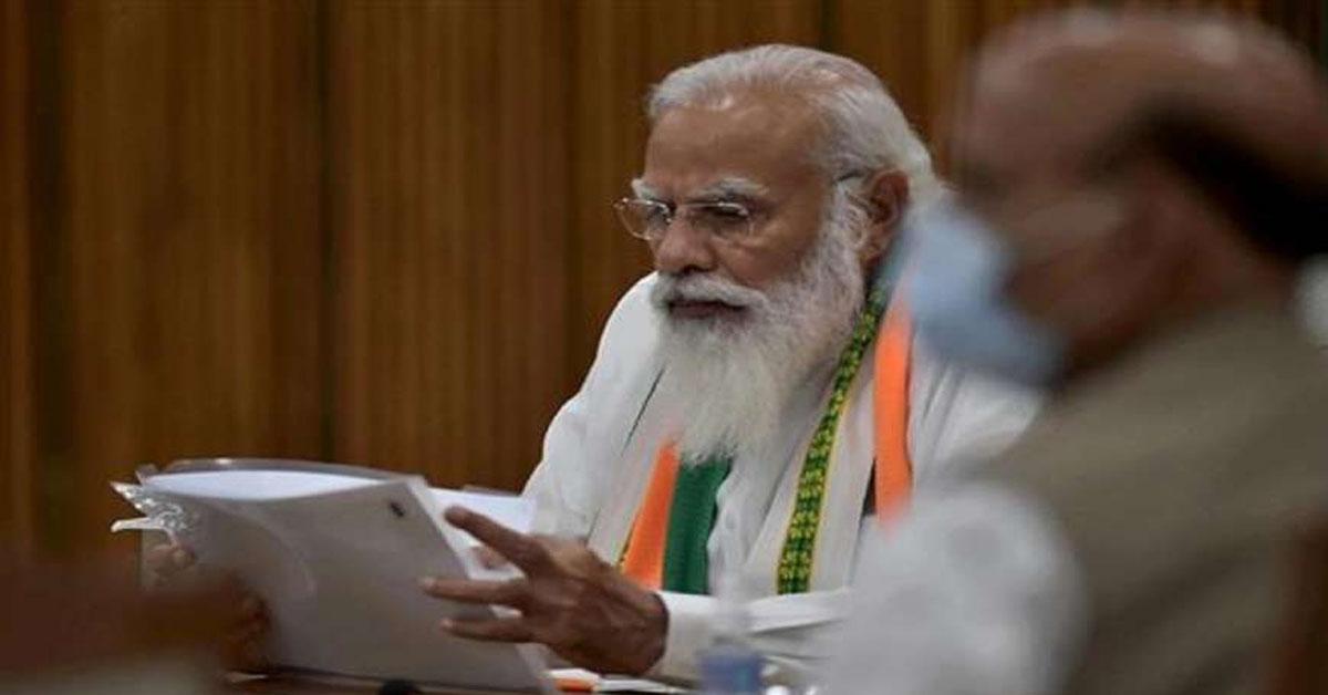 संसद के मानसून सत्र से पहले सर्वदलीय बैठक आज, PM मोदी भी होंगे शामिल