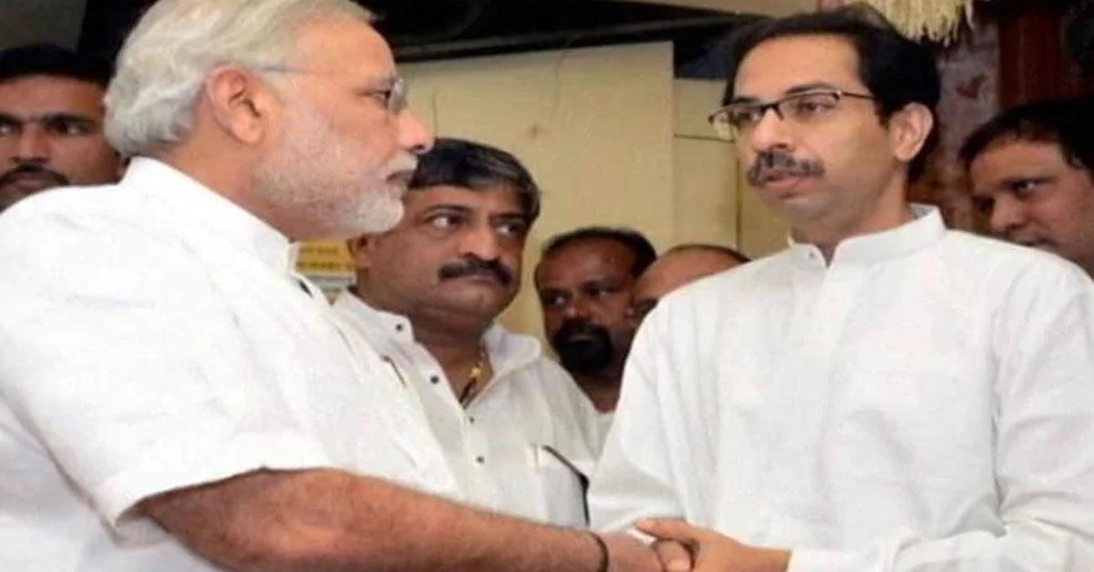 PM मोदी से मुलाकात दिल्ली पहुंचे उद्धव ठाकरे, मराठा आरक्षण और टीकाकरण पर चर्चा की उम्मीद